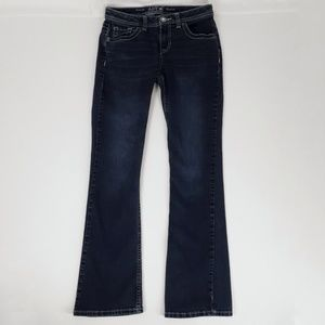 Apt. 9 | Bootcut Low Rise Rhinestone Jeans (4)